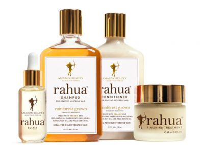Rahua for Summer Hair