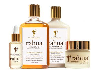 Rahua for Summer Hair