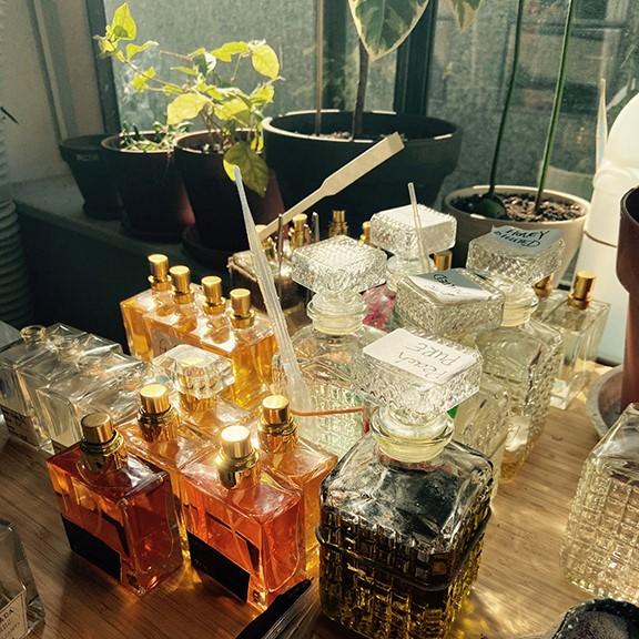 Meleg Perfumes just launched at Etiket