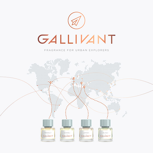 Fragrances by Gallivant