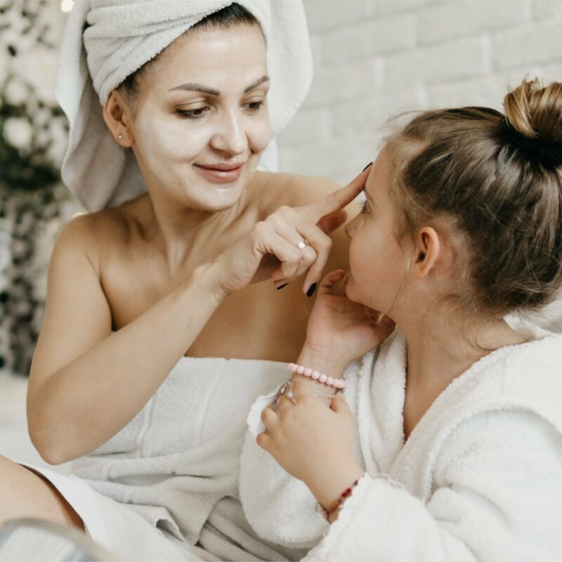 The skin on your face is extremely sensitive and should be handled with care. Discover these tips to gently take care of your skin.