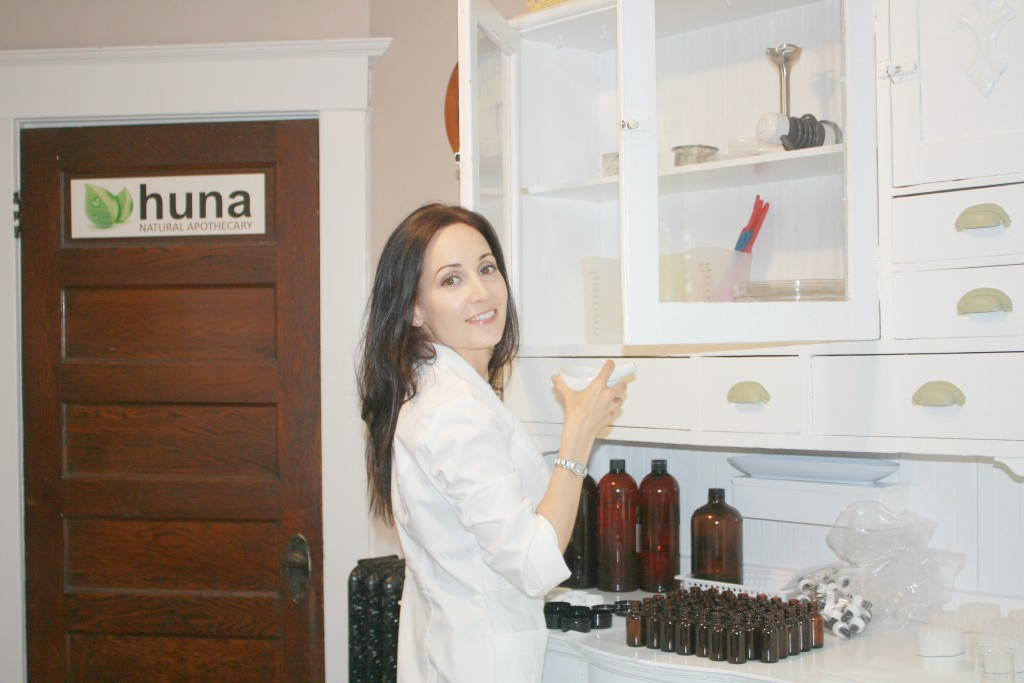 Heather Urquhart Huna Natural Apothecary