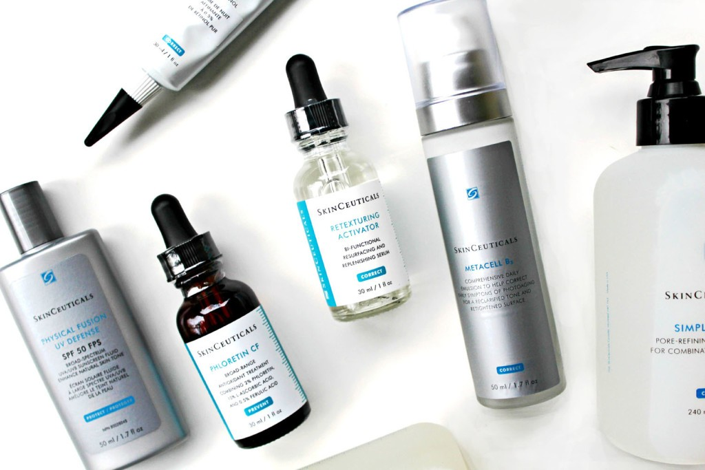 SkinCeuticals at Etiket
