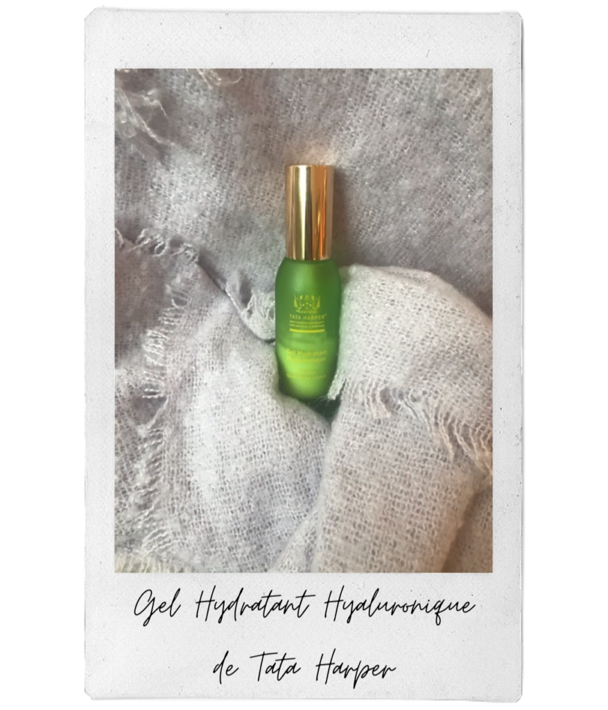 Monica's pick for fall is the Hyaluronic Gel Moisturizer from Tata Harper.