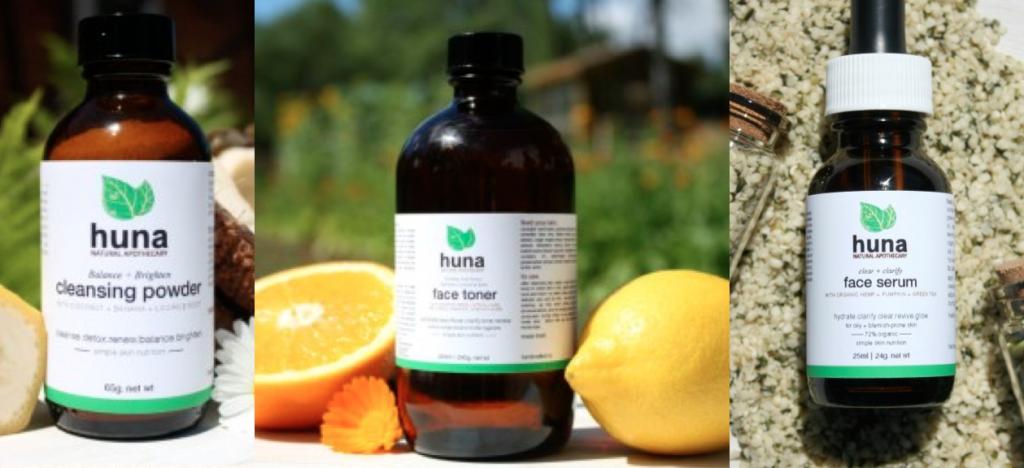 Huna Natural Skin Care