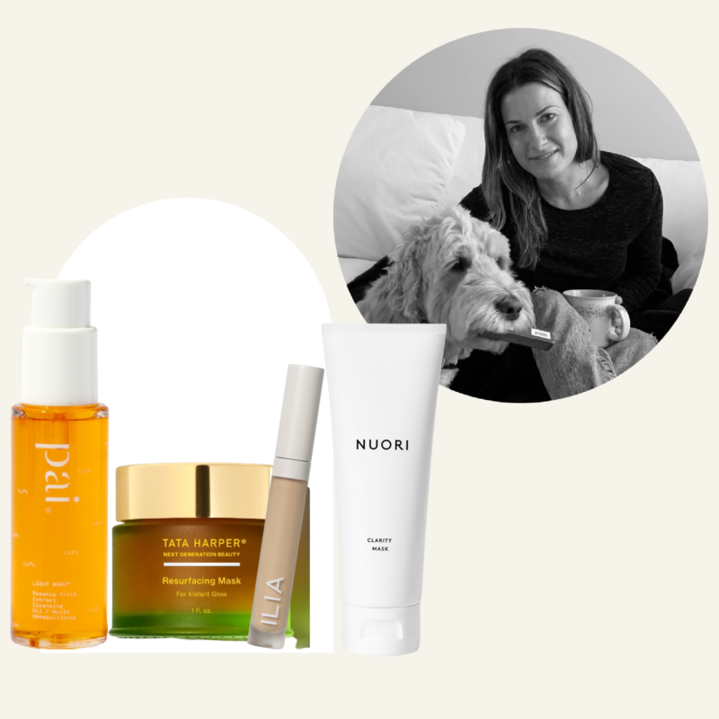 Jordanna's product recommendations for acne.