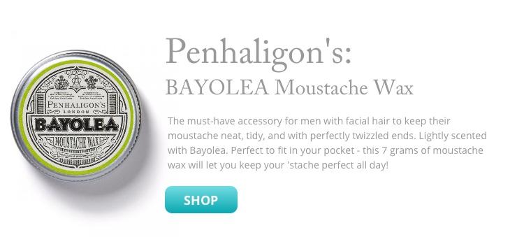 bayolea moustache