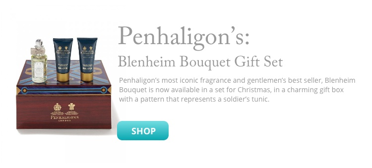 blenheim bouquet gift set